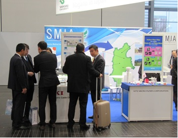Oki Electric Cable Participated In The Quot Compamed2016