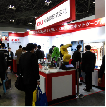 Oki Electric Cable Participated In The Quot International